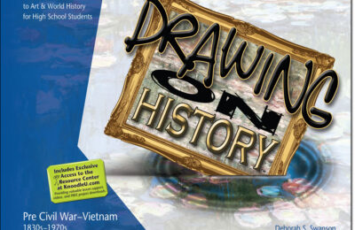 Drawing on History - Deborah Swanson Author - Graphic Designer - Studio 101 West Marketing & Design