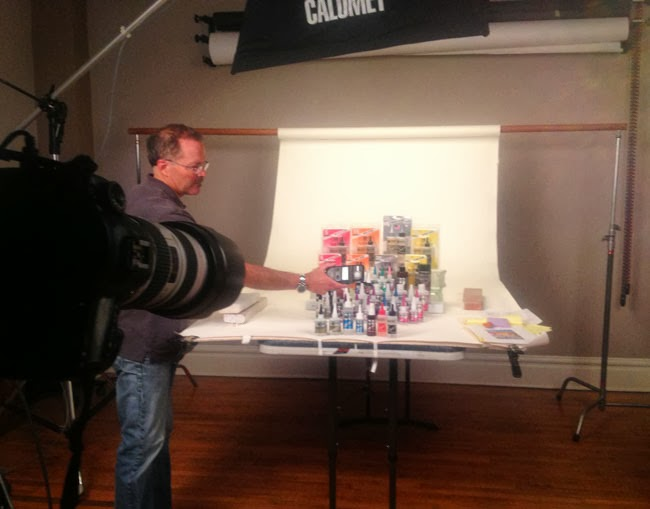 Product Shoot - Product Photography - BSI Adhesives - Studio 101 West Marketing and Design