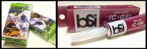 Packaging Design - Graphic Design - BSI Adhesives - GripIt Adhesive - IC-Gel Glue - Studio 101 West Marketing and Design