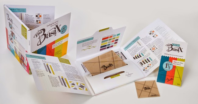Packaging Design - Sewing Template Packaging - Studio 101 West Marketing & Design
