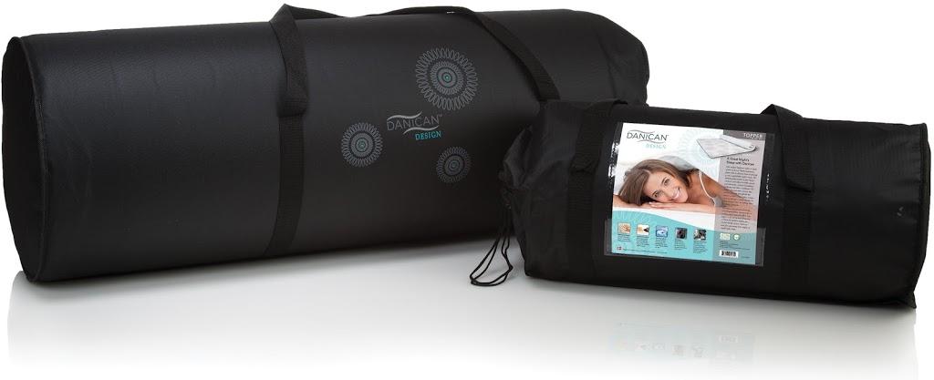 Packing Design - Mattress Packing Designer - Graphic Design and Marketing - Studio 101 West Marketing & Design