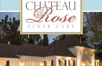 Assisted Living Brochure - Print Material Graphic Design - Graphic Design Firm - Central Coast Graphic Designer