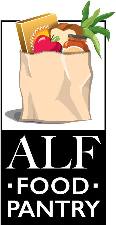 Atascadero Loaves and Fishes New Logo - ALF Logo Design - Studio 101 West Marketing & Graphic Design