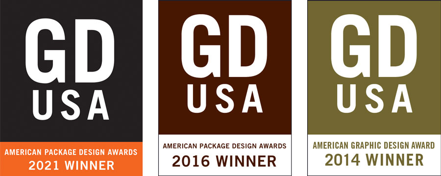 American Package Design Winner 2021 - Packaging Design - Graphic Designer - Studio 101 West Marketing & Design - Atascadero, CA - San Luis Obispo, CA - Paso Robles, CA